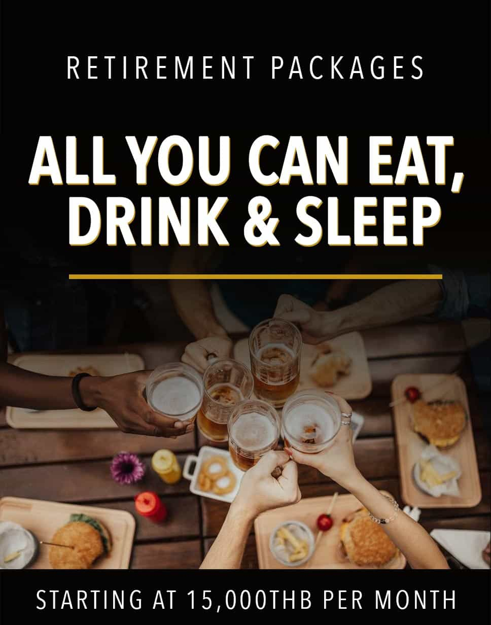 All Inclusive Retirement Package