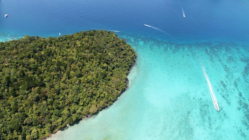 Thailand Aerial Drone Footage