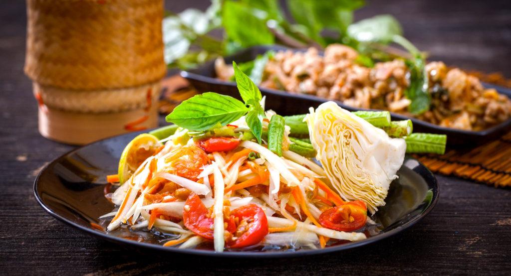 Thai Som Tum
