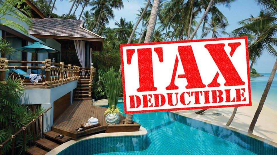 Taxpayers can write off lodgings in Thailand through June