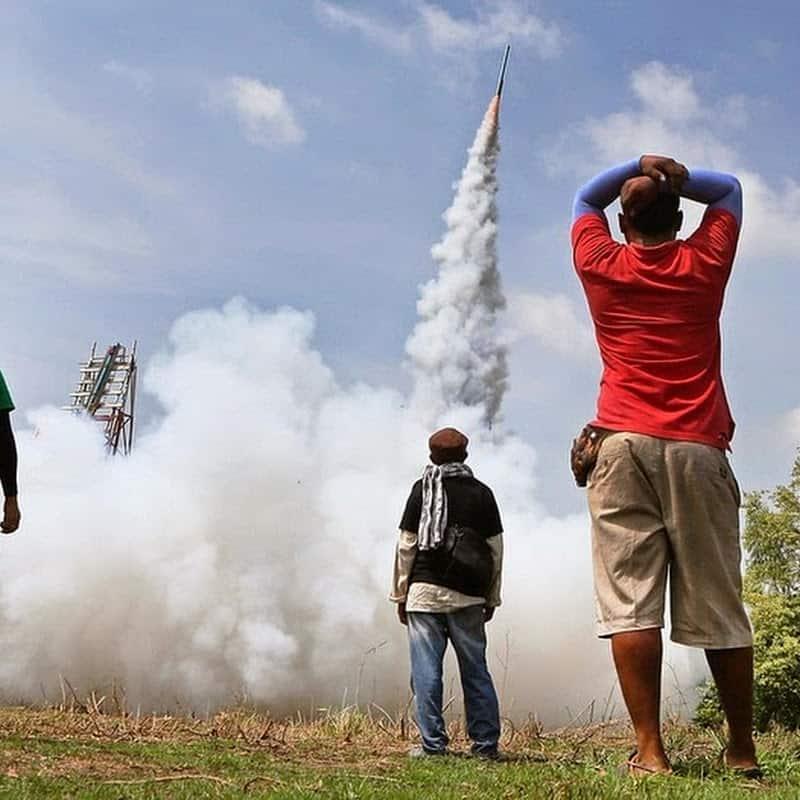 Rocket Festival (Boon Bang Fai)