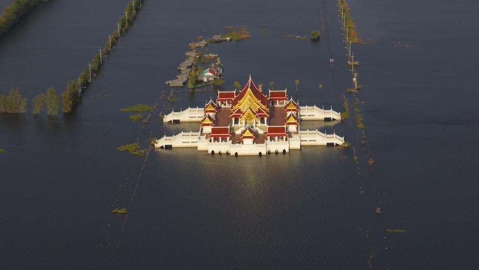 Bangkok Sinking