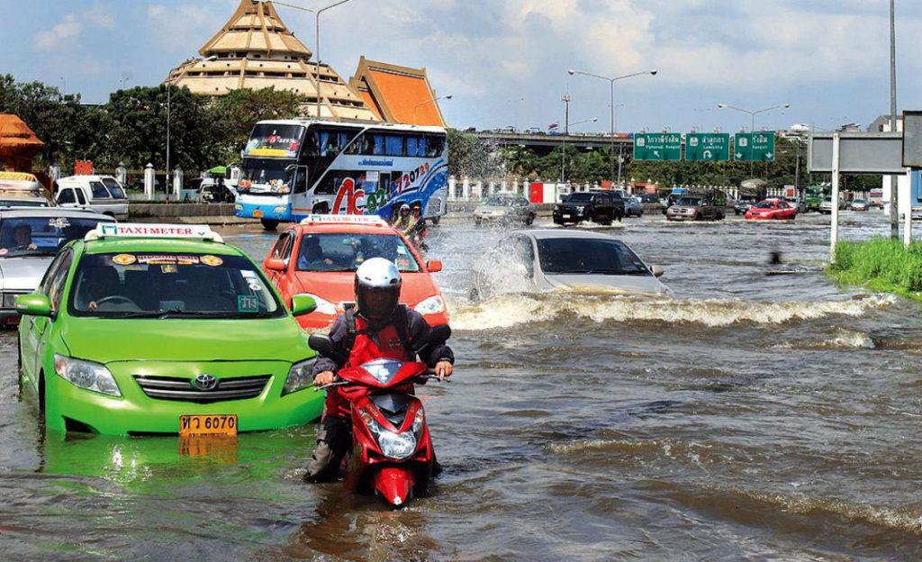 Bangkok 'Venice of the East'