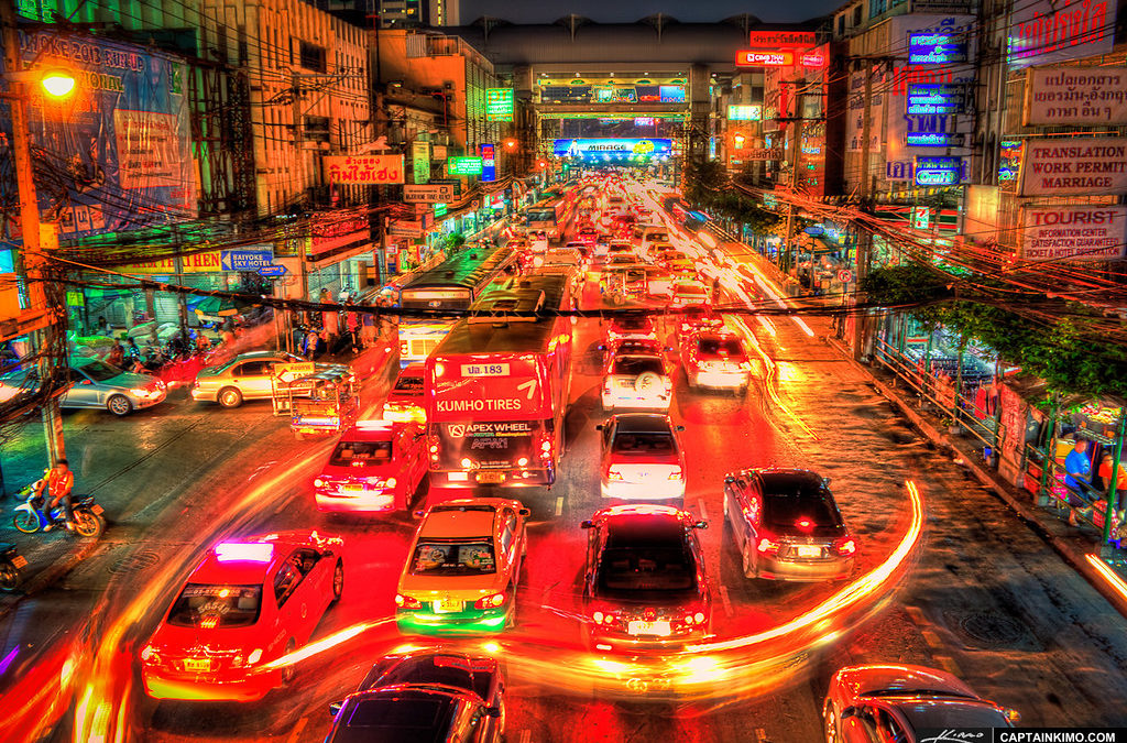 Thailand aims to reduce road accidents by 50% in 2020