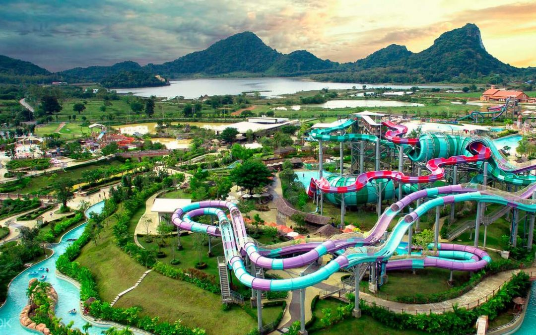 10 Best Water Parks in Thailand