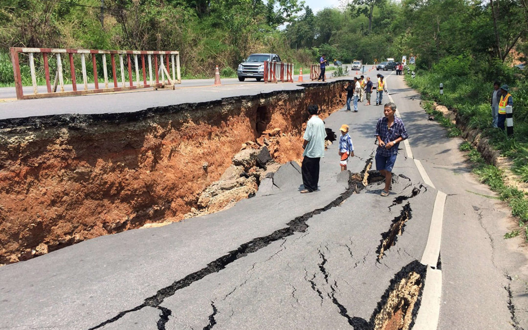 Chiang Mai Province Could be the Epicentre of a 6.7 Magnitude Earthquake
