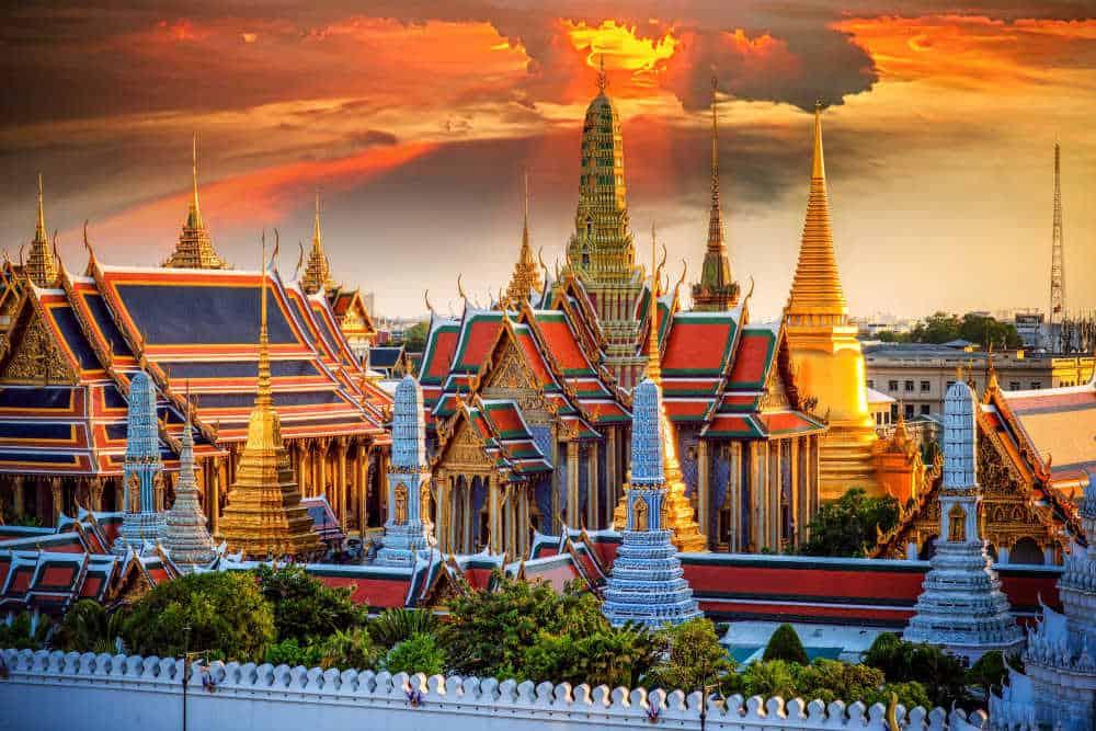 Bangkok's royal palaces and museums