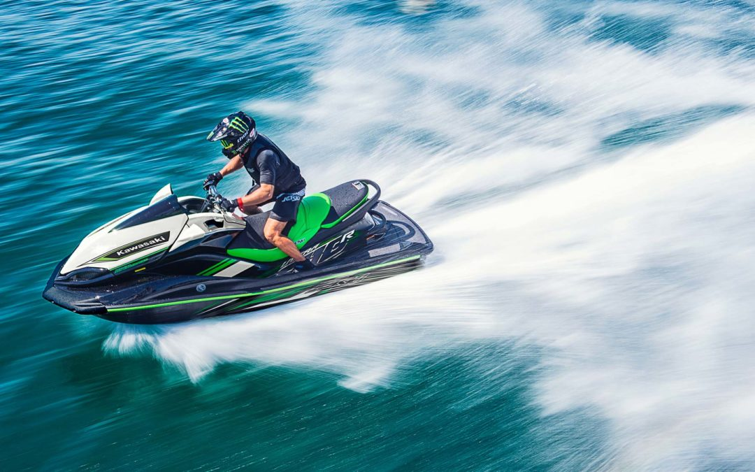 Canadian Jet Ski Idiot Arrested in Pattaya for Harassing Speed Boats