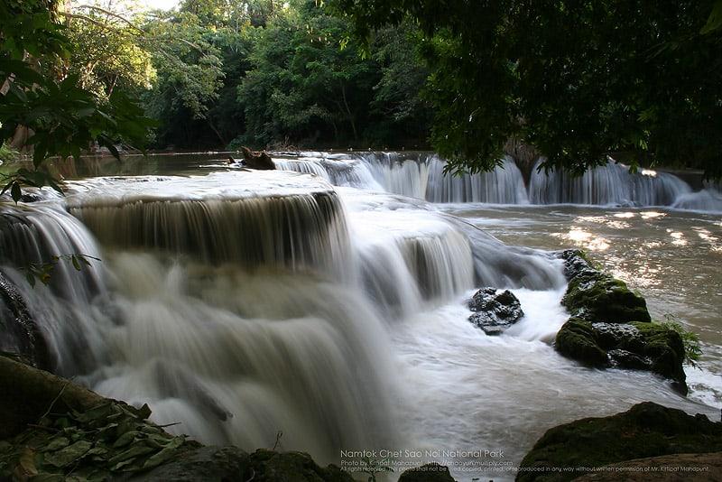 Namtok Chet Sao Noi National Park
